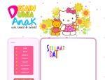desain untuk anak-anak seperti kartu undangan ulang tahun, kartu ...