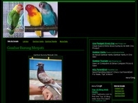 Gambar Burung Hias Piaraan Kicau Langka Site Details Blog Top Sites