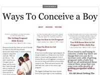 posts pregnancy trying conceive odds show