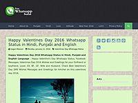 Punjabi Whatsapp Status Blog Posts - Bloglog