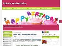 Poème Danniversaire Mère Blog Posts Bloglog